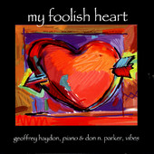 My Foolish Heart - Album Cover